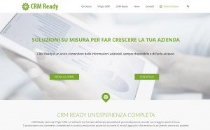 Crm Ready Home Page