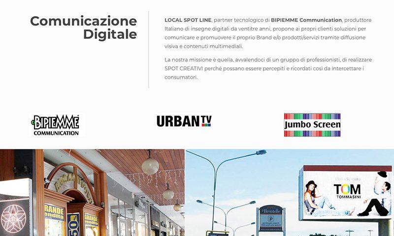 Sito Local Spot Line